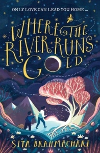 Book cover for River Runs Gold