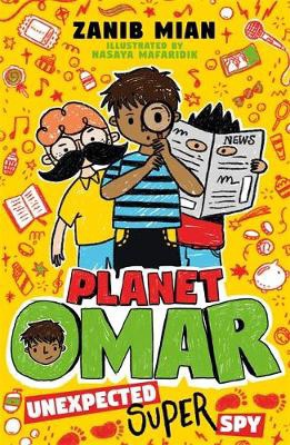 Planet Omar 2 unexpected super spy by Zanib Mian