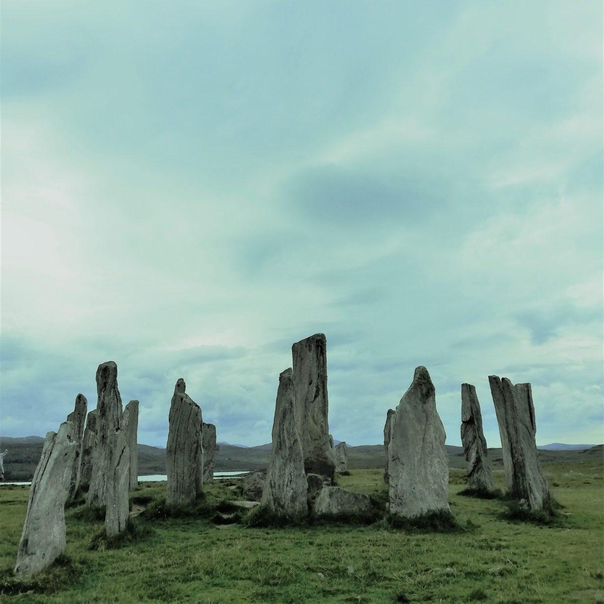 The Standing Stones of Callanish The Chessmen Thief by Barbara Henderson